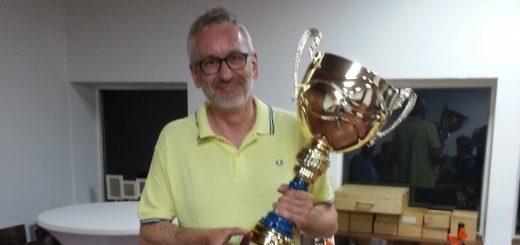 Sven Szalewa - Sieger des Wuermsee-Opens 2017